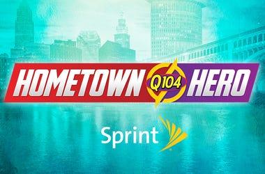 hometown hero Cleveland