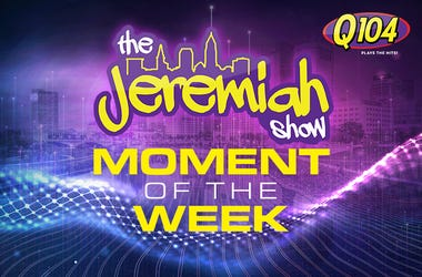 The Jeremiah Show Moment of the Week