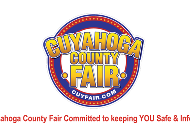 Cuyahoga County Fair logo