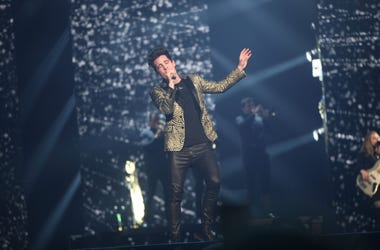 Panic! At the Disco performs at a sold-out Fiserv Forum in Milwaukee on Sunday, Jan. 27, 2019. Img 5943