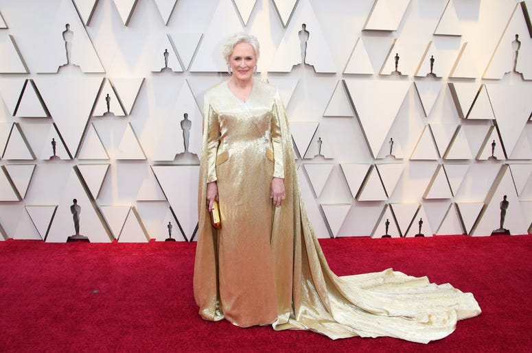 February 24, 2019; Los Angeles, CA, USA; Glenn Close arrives at the 91st Academy Awards at the Dolby Theatre. Mandatory Credit: Dan MacMedan-USA TODAY NETWORK