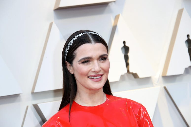 February 24, 2019; Los Angeles, CA, USA; Rachel Weisz arrives at the 91st Academy Awards at the Dolby Theatre. Mandatory Credit: Dan MacMedan-USA TODAY NETWORK