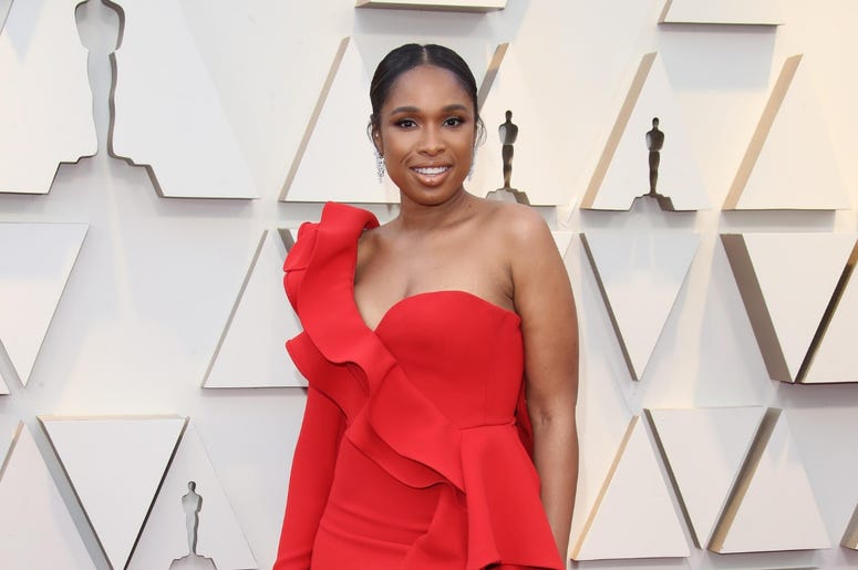 February 24, 2019; Los Angeles, CA, USA; Jennifer Hudson arrives at the 91st Academy Awards at the Dolby Theatre. Mandatory Credit: Dan MacMedan-USA TODAY NETWORK