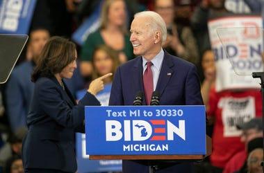 Kamala Joe Biden