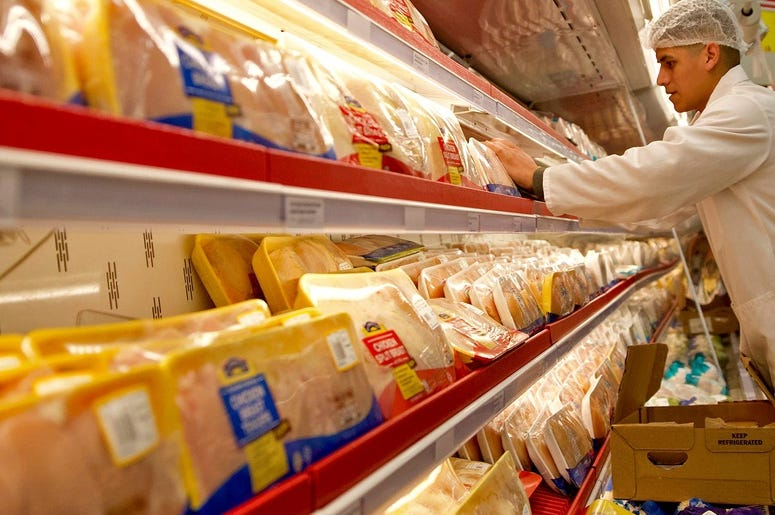 Can Coronavirus live on packaging in grocery stores