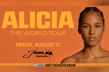 alicia keys cleveland tour date
