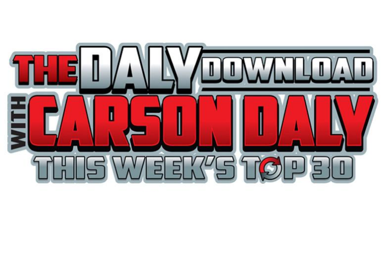 top 30 countdown carson daly