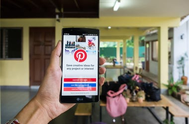 Pinterest is an online pinboard that allows people to pin their interesting things.