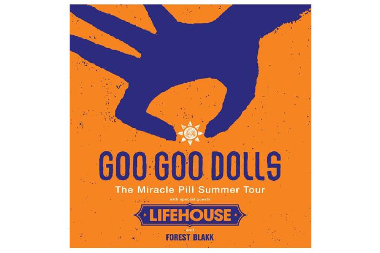 Image result for goo goo dolls tour 2020