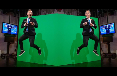 Nick Kosir, Dancing meteorologist, dancing weather man, funny weatherman, dancing guy on news, nick kosir dancing, git up challenge news guy