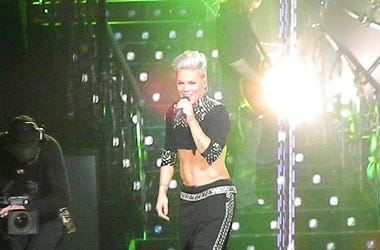 P!nk At Quicken Loans Arena - November 23, 2013