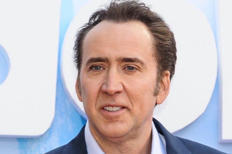 Nicholas Cage
