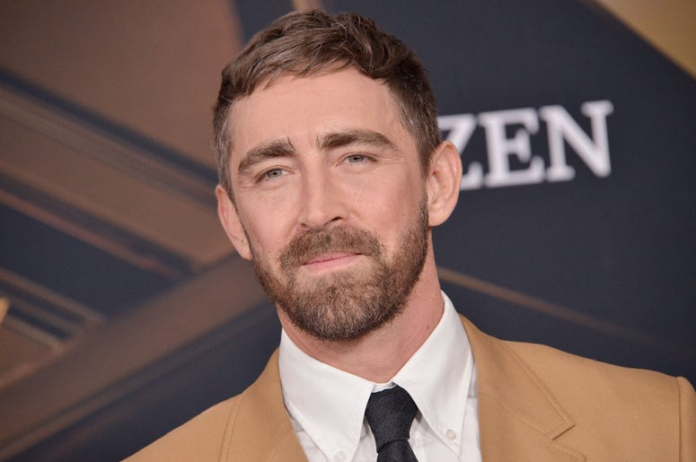 """Lee Pace arrives at the Marvel Studios """"Captain Marvel"""" Los Angeles Premiere held at the El Capitan Theatre in Hollywood, CA on Monday, March 4, 2019. (Photo By Sthanlee B. Mirador/Sipa USA)"""