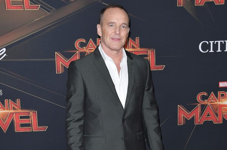 """Clark Gregg arrives at the Marvel Studios """"Captain Marvel"""" Los Angeles Premiere held at the El Capitan Theatre in Hollywood, CA on Monday, March 4, 2019. (Photo By Sthanlee B. Mirador/Sipa USA)"""