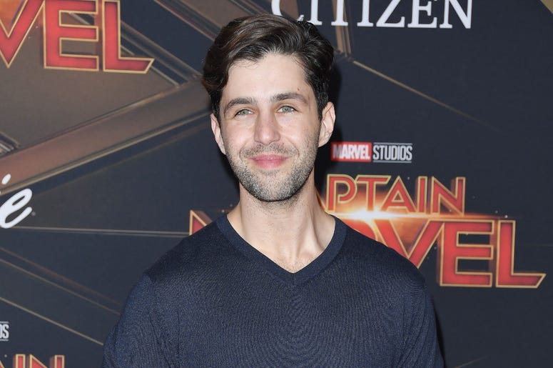 """Josh Peck arrives at the Marvel Studios """"Captain Marvel"""" Los Angeles Premiere held at the El Capitan Theatre in Hollywood, CA on Monday, March 4, 2019. (Photo By Sthanlee B. Mirador/Sipa USA)"""