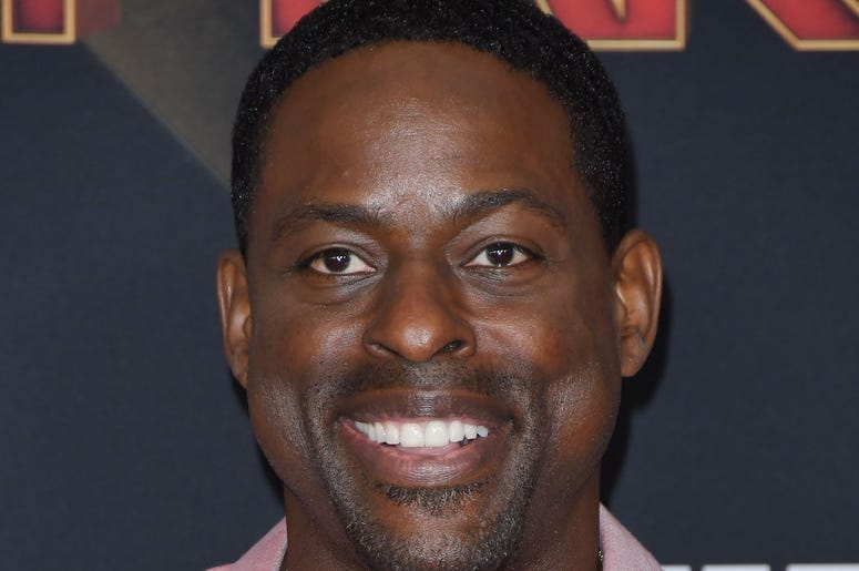 """Sterling K. Brown arrives at the Marvel Studios """"Captain Marvel"""" Los Angeles Premiere held at the El Capitan Theatre in Hollywood, CA on Monday, March 4, 2019. (Photo By Sthanlee B. Mirador/Sipa USA)"""