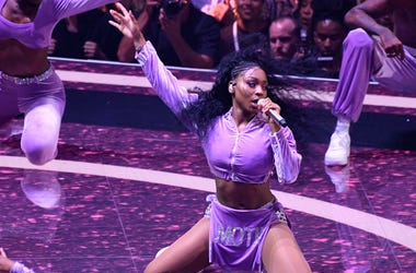 Normani performs during the 2019 MTV Video Music Awards at Prudential Center on August 26, 2019 in Newark, New Jersey. (Photo by imageSPACE/Sipa USA)