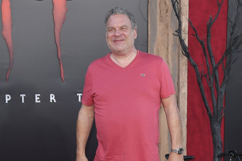 Jeff Garlin arrives at the Warner Bros. Pictures' IT CHAPTER TWO Premiere held at the Regency Village Theatre in Westwood, CA on Monday, August 26, 2019. (Photo By Sthanlee B. Mirador/Sipa USA)