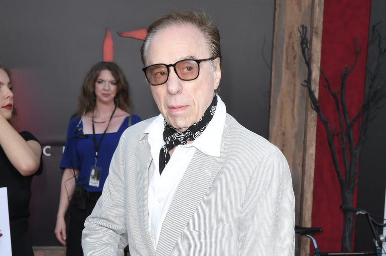 Peter Bogdanovich arrives at the Warner Bros. Pictures' IT CHAPTER TWO Premiere held at the Regency Village Theatre in Westwood, CA on Monday, August 26, 2019. (Photo By Sthanlee B. Mirador/Sipa USA)