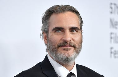 "Actor Joaquin Phoenix attends the ""Joker"" Premiere at the 57th New York Film Festival in New York, NY, October 2, 2019. (Photo by Anthony Behar/Sipa USA)"