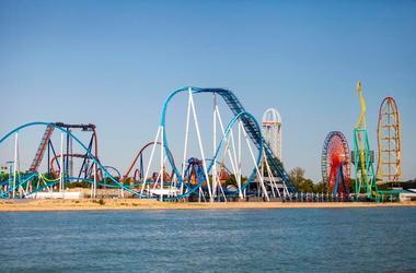 © Cedar Point