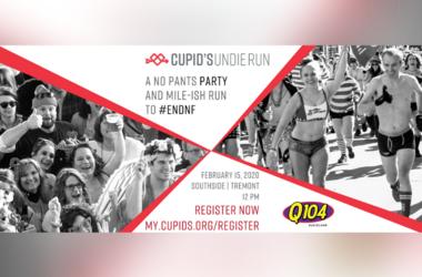 cupids undie run 2020