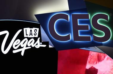 The 2019 Consumer Electronics Show (CES) and the Las Vegas signs are displayed on Sunday, Jan. 6, 2019, prior to the opening day of CES at the Las Vegas Convention Center in Las Vegas, Nevada. Photo by Bizuayehu Tesfaye/Sipa USA