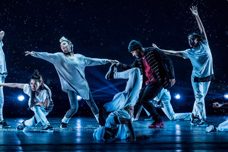 The Hip Hop Nutcrackertake us on a journey that celebrates love, community and the magic of the holiday season.