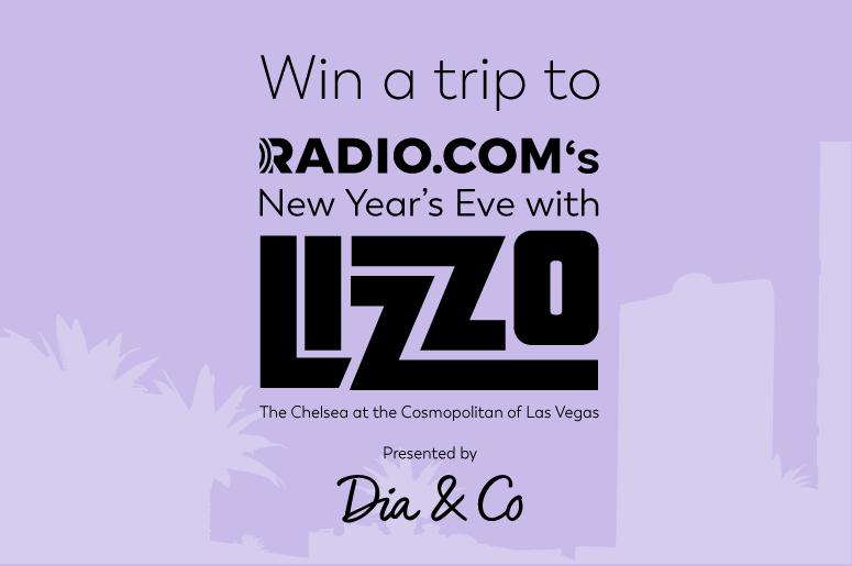 RADIO.COM Lizzo flyaway contest