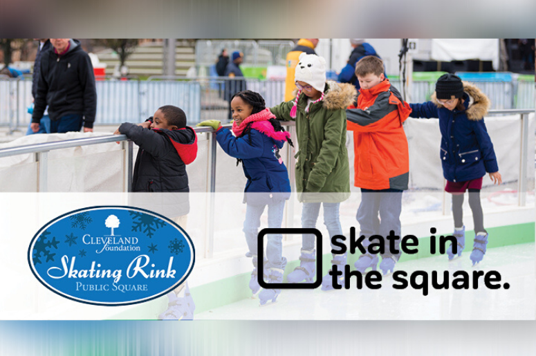 Cleveland public square ice rink information