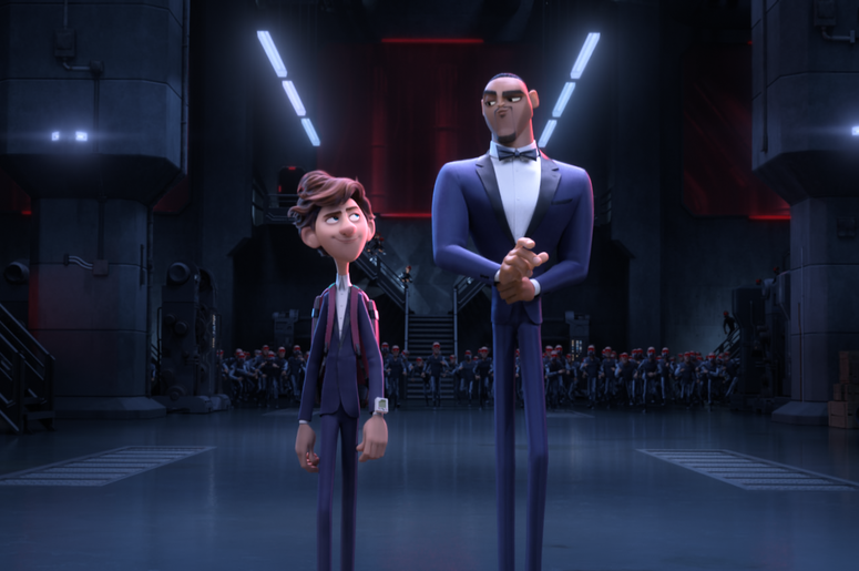Super spy Lance Sterling (Will Smith) and scientist Walter Beckett (Tom Holland) are almost exact opposites. Spies In Disguise, in theaters this Christmas