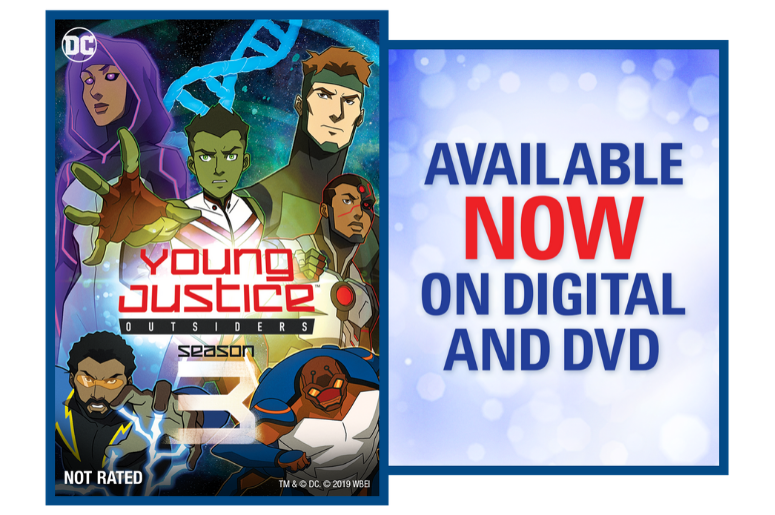 They survived the schemes of the Light and saved the Earth from Reach Invasion. But this season on Young Justice, the Team will face their greatest challenge yet. Kidnapped teens are being transformed into super-powered weapons! Meta-Human trafficking is