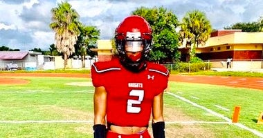 Monarch standout WR Jaden Alexis is going to make a huge splash once again in 2020