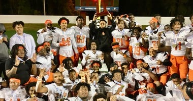 Booker T. Washington Parlays 4A State Title With Several All-State Performers
