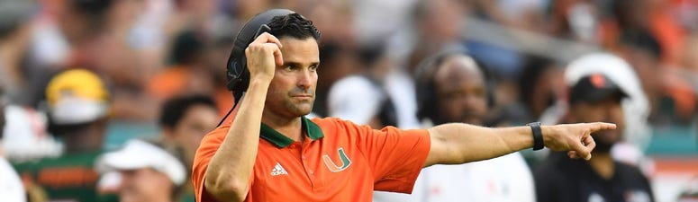 Manny Diaz: 'Hard Enough to Even Get a Hand on' Miami's New QB