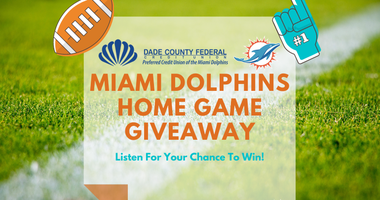 Miami Dolphins Home Game Giveaway