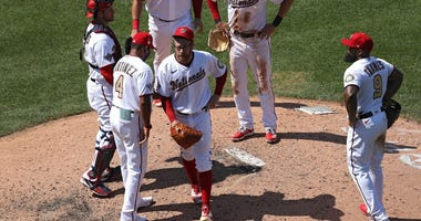 Nationals Players Vote Against Traveling to Florida for Marlins Series