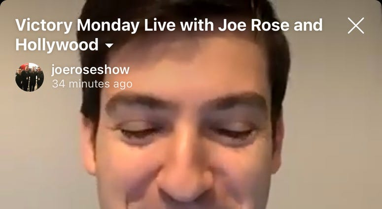 Victory Monday Live