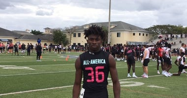 McArthur standout defensive back Kevin Knowles is an elite secondary performer