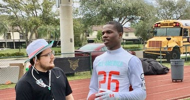 Miami Gulliver Prep Standout Travious Lathan Is The Next Man Up.