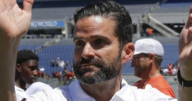 Hoch and Crowder Show: We ask Manny Diaz who the Canes starting QB will be and Jeff Francoeur gives Crowder PTSD