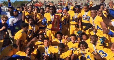 Miami Northwestern Has A Strong Representation On 5A State Football Teams