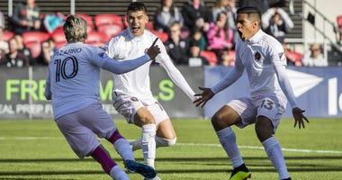 Pizarro goal vs DC United
