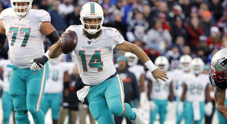 Hoch and Crowder show: 16-0 prediction for the Dolphins ...