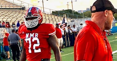 North Miami Beach Sophomore DL/OL Jason Seraphin Is The Next Prospect To Watch