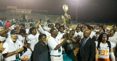 Miami Southridge is looking to build this proud program back