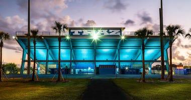 Traz Powell Stadium Gets A Facelift