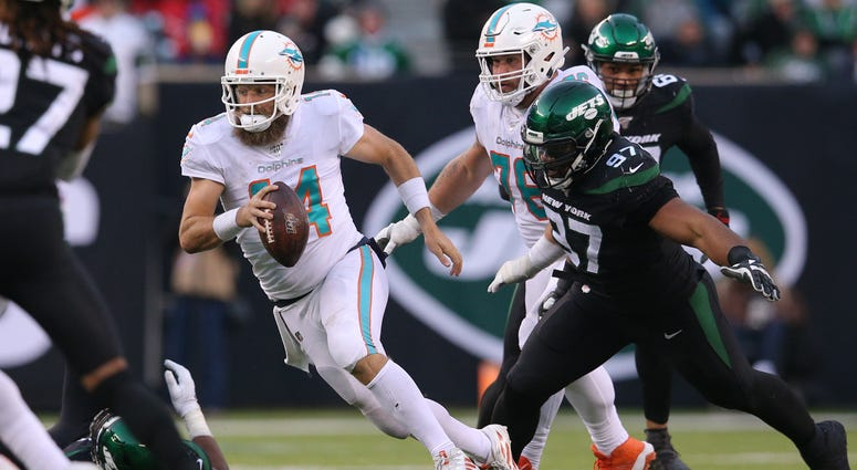 Miami Dolphins vs. The Jets