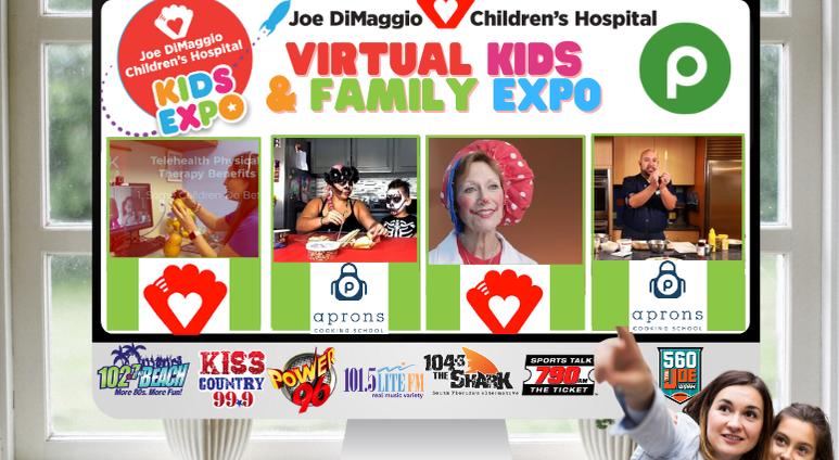 Kids Expo Graphic