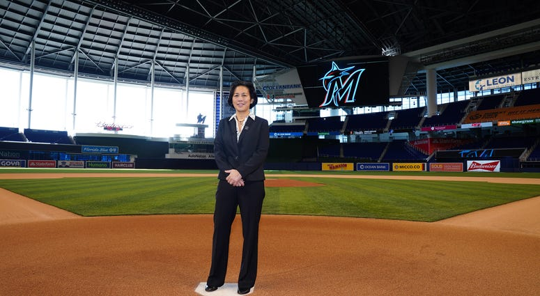 © Miami Marlins-Handout Photo